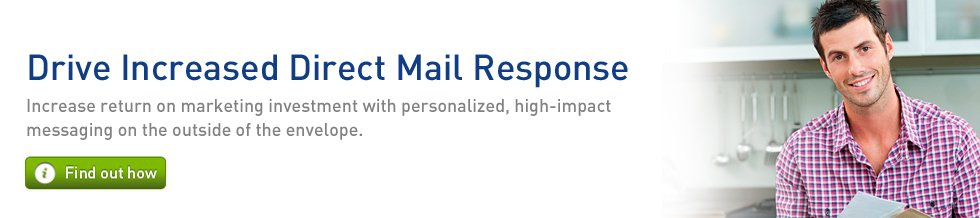 Drive Increased Direct Mail Response