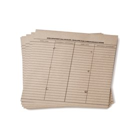 Interdepartment Envelopes - 32lb Natural Kraft with Resealable Closure